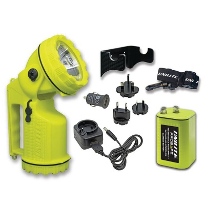 UniLite Prosafe PS-L3RK Rechargeable LED Lantern