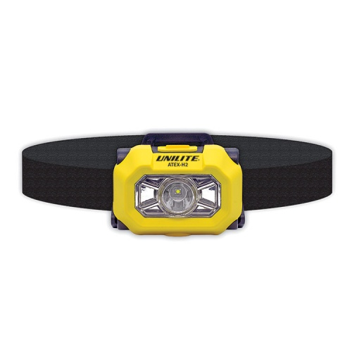 Unitlite ATEX-H2 Intrinsically Safe LED Head Torch