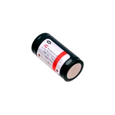 AW ICR123 3.7 V, 750 mAh Li-ion Protected Battery