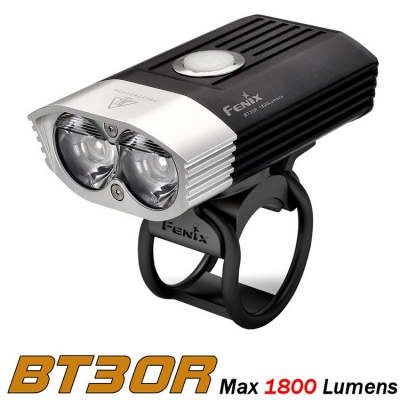 Fenix BT30R Rechargeable LED Cycle Torch