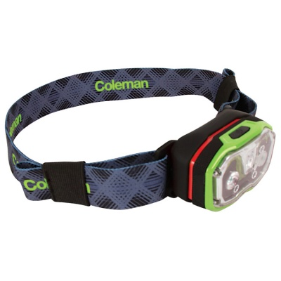 Coleman CXS+ 300 USB Rechargeable LED Head Torch
