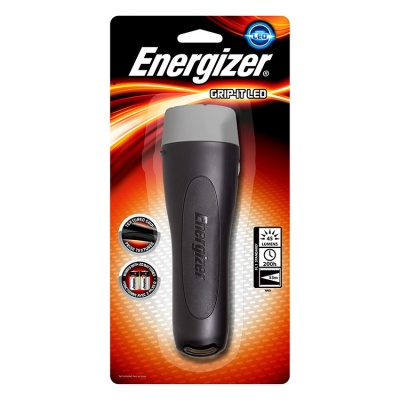 Energizer Grip-It 2 D Cell LED Torch