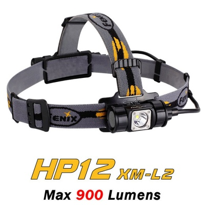 Fenix HP12 LED Head Torch