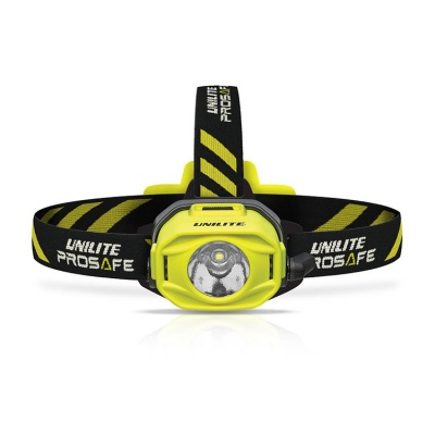 UniLite Prosafe PS-H10R USB Rechargeable Head Torch
