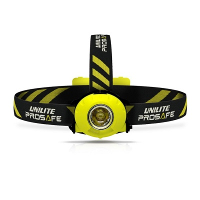 UniLite Prosafe PS-H8 Head Torch with Focus Control