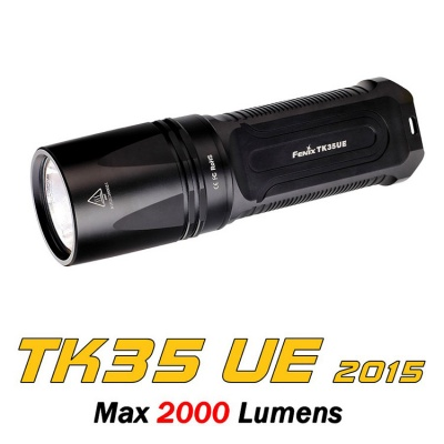 Fenix TK35 Ultimate Edition 2015 LED Torch