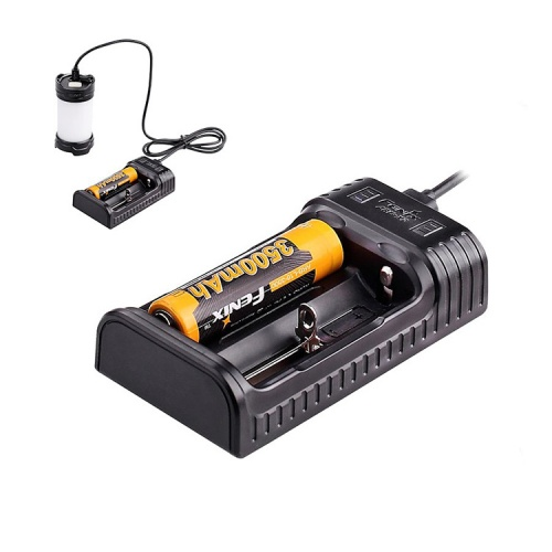 Fenix ARE-X2 Dual Bay Lithium-ion/NiMH Battery Charger