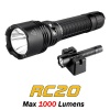 Fenix RC20 Rechargeable LED Torch