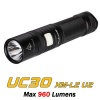 Fenix UC30 Rechargeable LED Torch