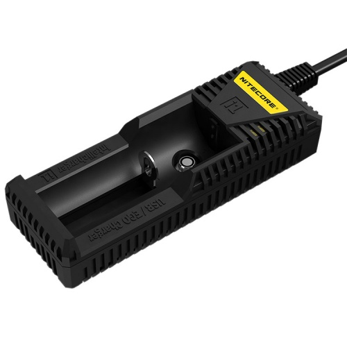 Nitecore Intellicharger i1 Single Bay  / Vapor Charger