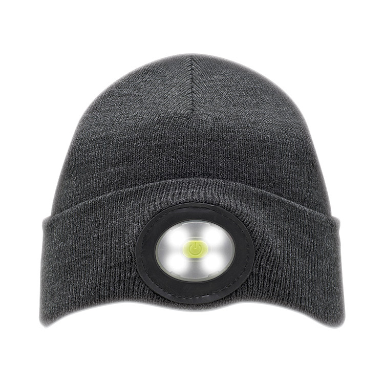 Unilite Beanie Hat Rechargeable Led Light