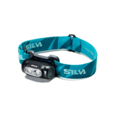 Silva Ninox 2X USB Rechargeable LED Head Torch