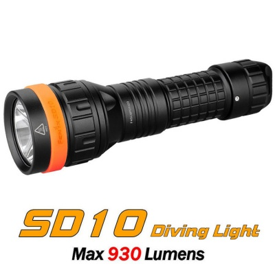 Fenix SD10 LED Diving Torch
