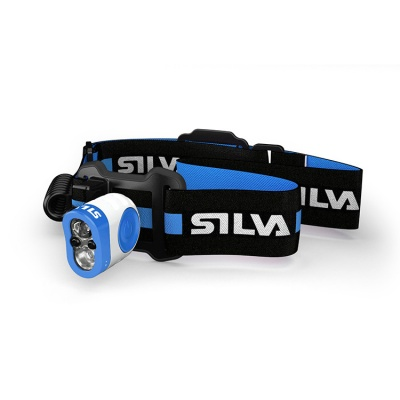Silva Trail Speed X Rechargeable LED Head Torch