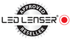 We are a LED Lenser authorised stockist