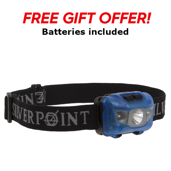 Free gift offer from Torch Direct Ltd