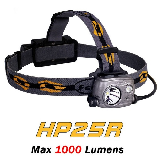 Fenix HP25R Rechargeable LED Head Torch