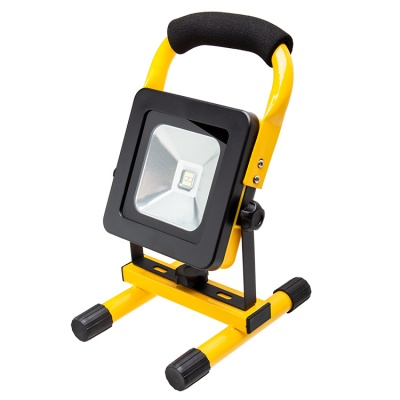 PowerMaster 10 Watt Rechargeable Slim Work Light