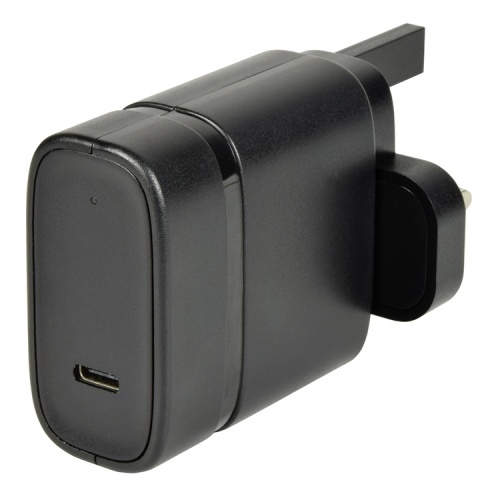 Quick Charge 3.0 USB Type-C Mains Charger (3000 mA Output)