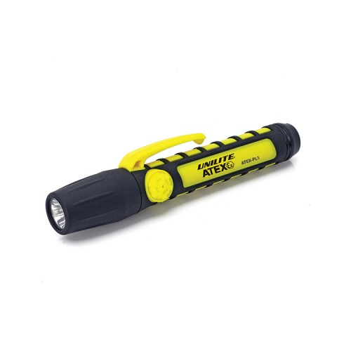 Unilite ATEX-PL1 Zone 0 Intrinsically Safe LED Penlight