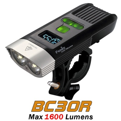 Fenix BC30R rechargeable LED Bike Light