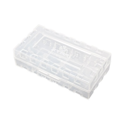 Plastic Battery Case for CR123A or 18650 Size Batteries