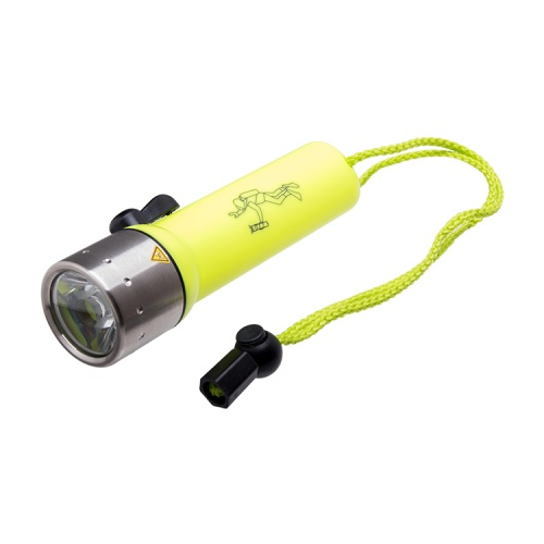 LED Lenser D14 Daylight LED Diving Torch
