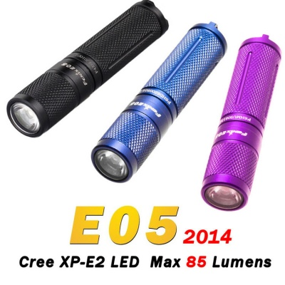 Fenix E05 LED Key Ring Torch