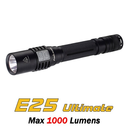 Fenix E25 Ultimate Edition LED Torch