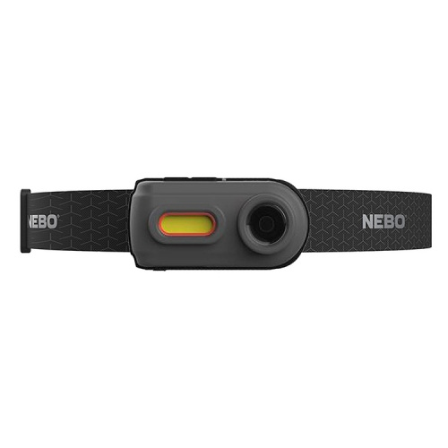 NEBO Einstein 400 Rechargeable LED Head Torch