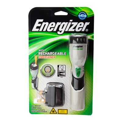 Energizer Emergency Rechargeable LED Torch