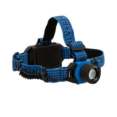 Silverpoint Explorer XL300 Focusing LED Head Torch