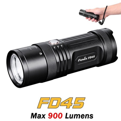 Fenix FD45 AA Focusing LED Torch