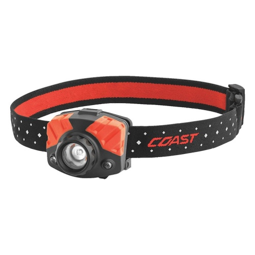 Coast FL75 Dual Colour Focusing LED Head Torch