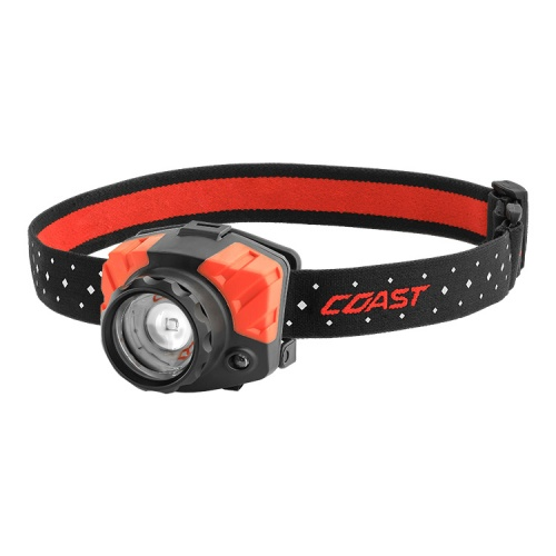 Coast FL85 Dual Colour Focusing LED Head Torch