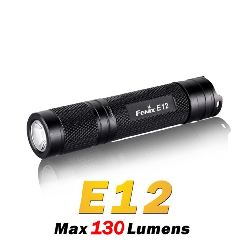 Fenix E12 LED Torch