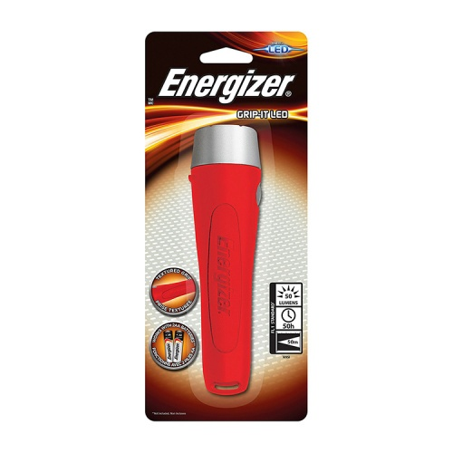 Energizer Grip-It 2 Cell AA LED Torch