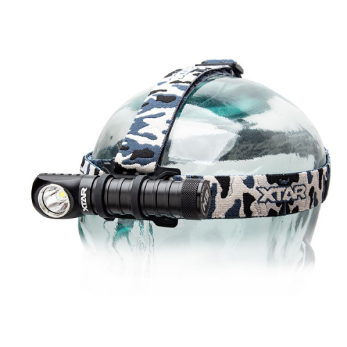 Xtar H3 Warboy LED Head Torch