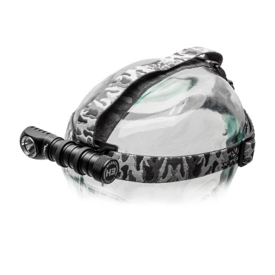 Xtar H3 Warboy LED Head Torch Bundle Offer