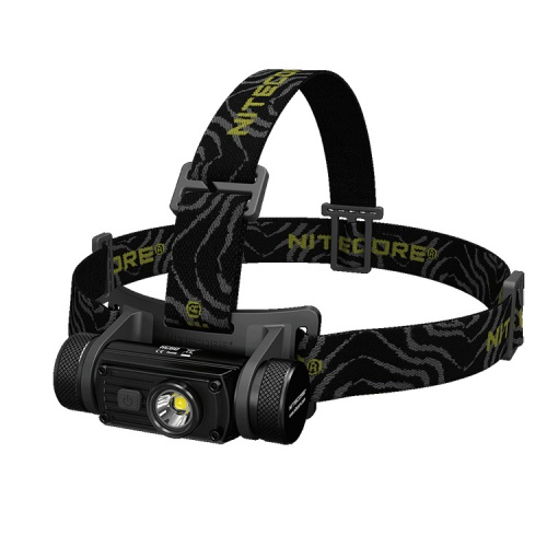 Nitecore HC60 Rechargeable LED Head Torch