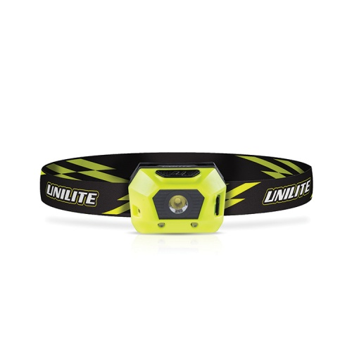UniLite HL-1R Rechargeable LED Head Torch