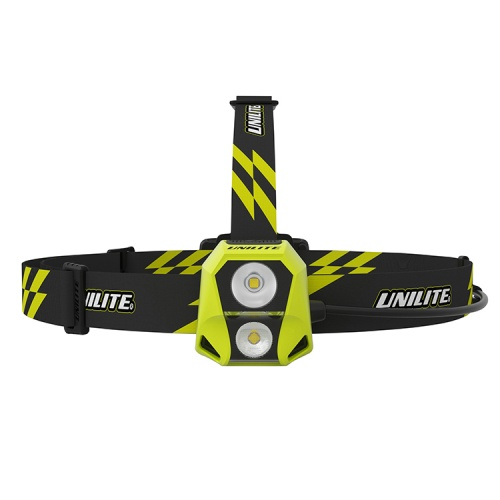 UniLite HL-6R Rechargeable LED Head Torch
