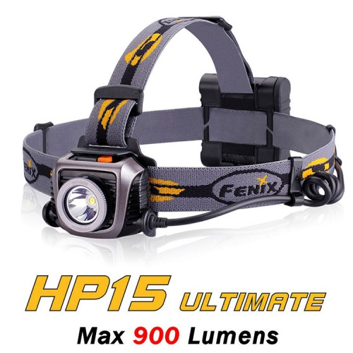 Fenix HP15 Ultimate Edition LED Head Torch