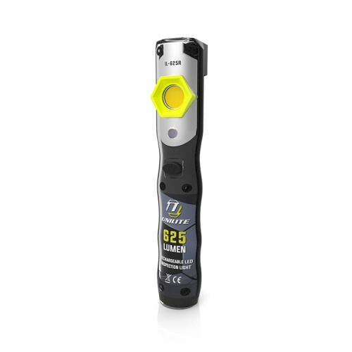 UniLite IL-625R White & UV Light Rechargeable LED Inspection Light