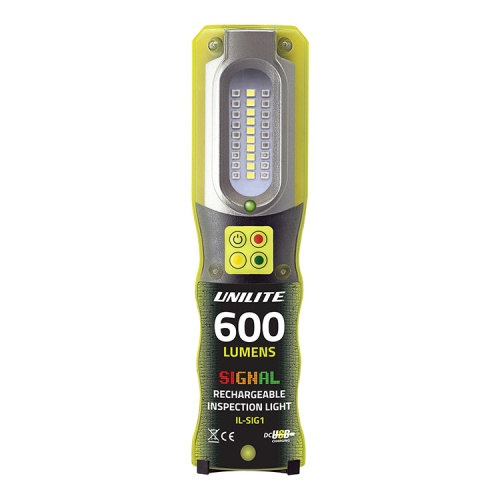 UniLite IL-SIG1 Signal Rechargeable LED Inspection Light