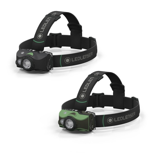 Ledlenser MH8 Rechargeable LED Head Torch