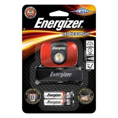 Energizer 2 Cell AAA LED Head Torch