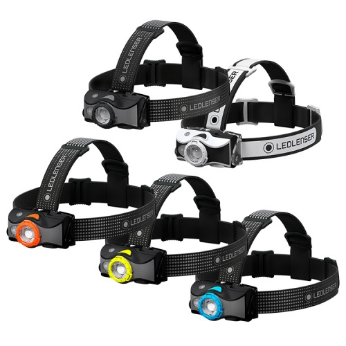 Ledlenser MH7 Rechargeable LED Head Torch (Updated Colours)