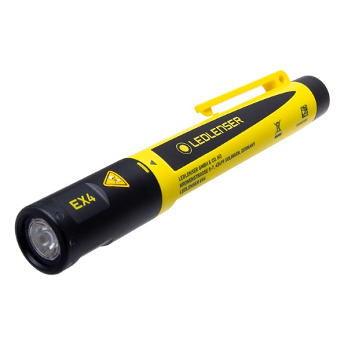 Ledlenser EX4 ATEX Zone 0/20 LED Torch