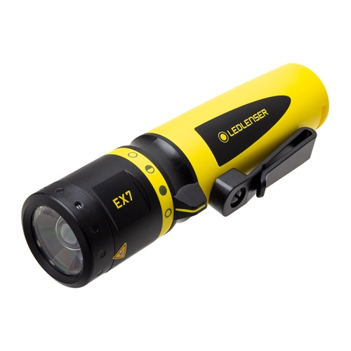 Ledlenser EX7 ATEX Zone 0/20 LED Torch